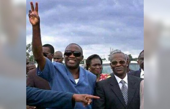 FPI, Gbagbo refuse de remplacer Aboudrahamane Sangaré