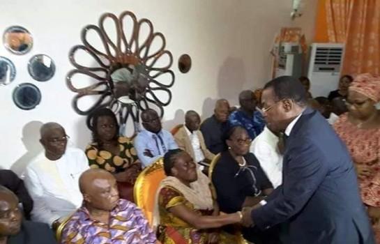 Affi N'Guessan enfin réçu par Laurent Gbagbo après la visite à Simone Gbagbo