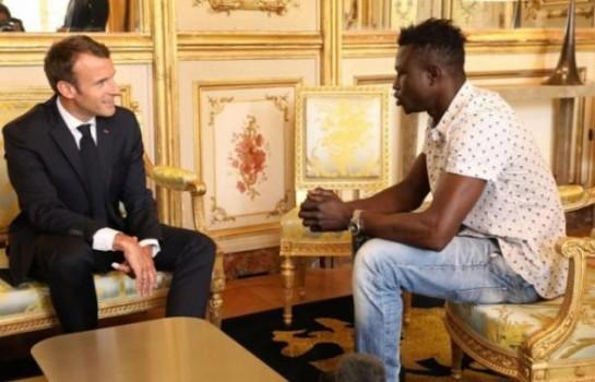 Passée l'euphorie Gassama, Macron veut expulser les sans-papiers