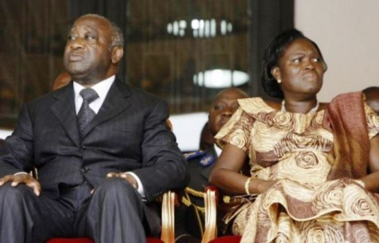 Laurent Gbagbo -  Simone Gbagbo, la guerre froide