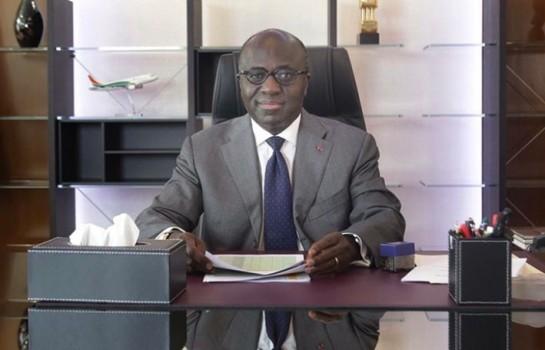 Marcel Amon Tanoh, ministre ivoirien des Affaires étrangères