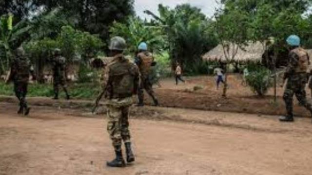 Patrouilles conjointes MINUSCA et FACA à Bambari