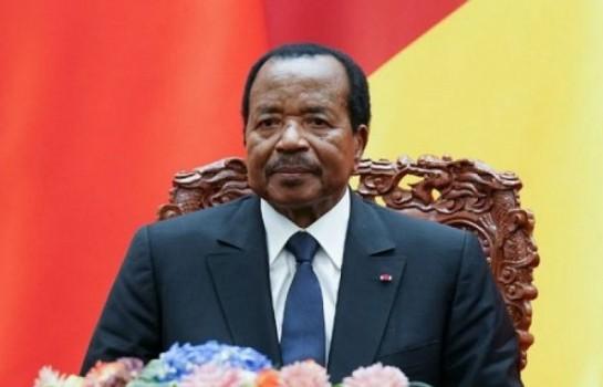 Paul Biya promet du travail à la jeunesses en 2019