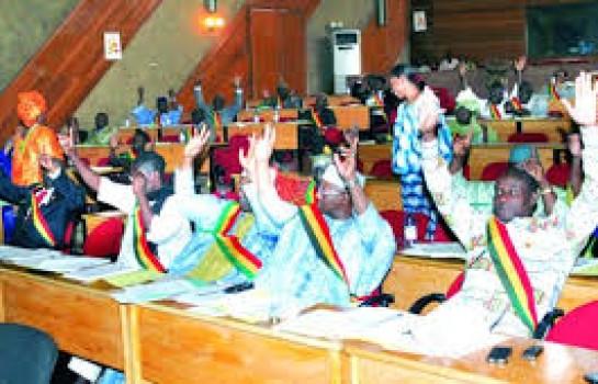 Les députés maliens