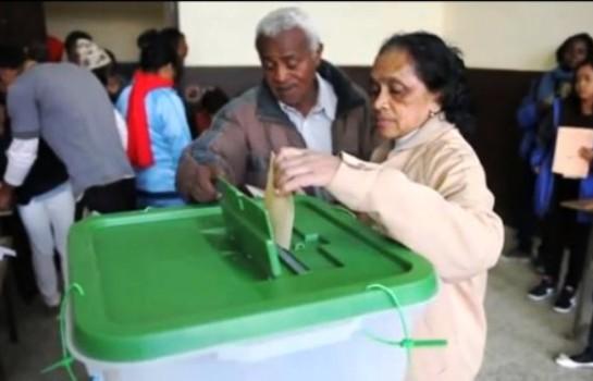 Election présidentielle à Madagascar