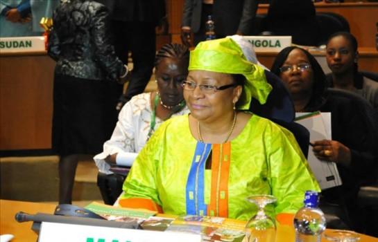 Keita Amina Maiga souhaite que le taux de transmission du VIH passe à moins de 4% en 2019 au Mali