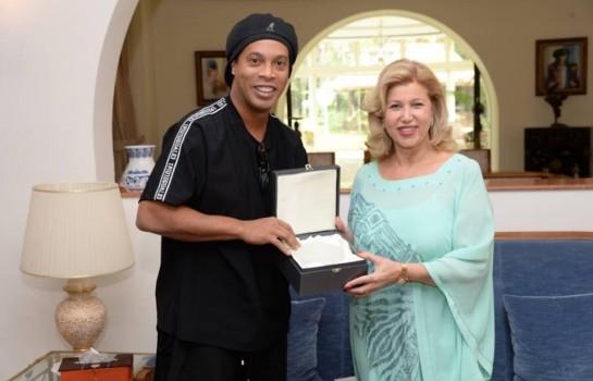 Ronaldinho va se faire une santé financière en Côte d'Ivoire