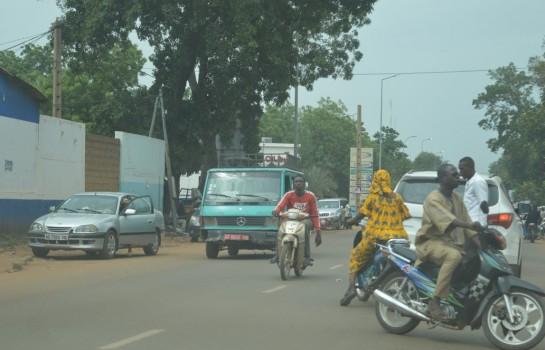 Ville du Centre du Mali