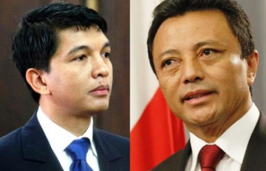 Présidentielle malgache, Marc Ravalomanana et Andry Rajoelina au 2nd tour