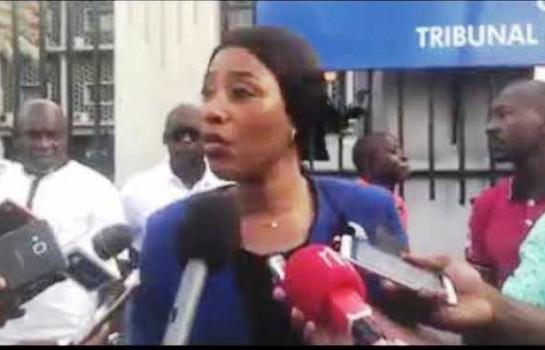 Affoussiata Bamba Lamine fustige le régime Ouattara