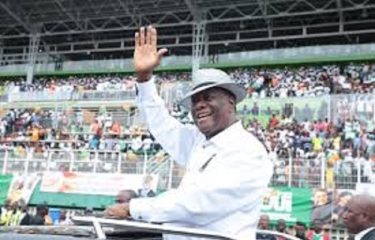 Alassane Ouattara garde le suspense sur sa candidature en 2020