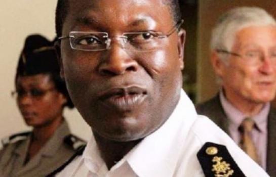 Ange Kessi promu au grade de Contre-Amiral