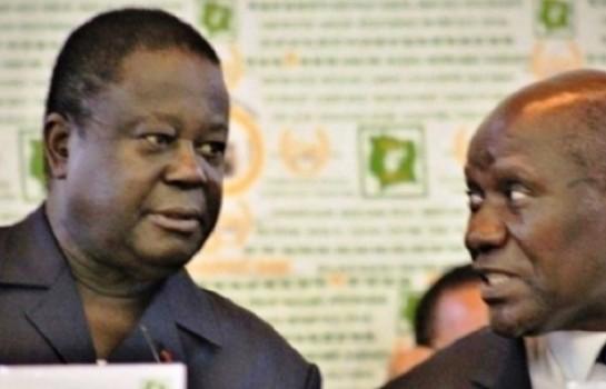 Henri Konan Bédié vire Daniel Kablan Duncan de la vice-présidence du PDCI