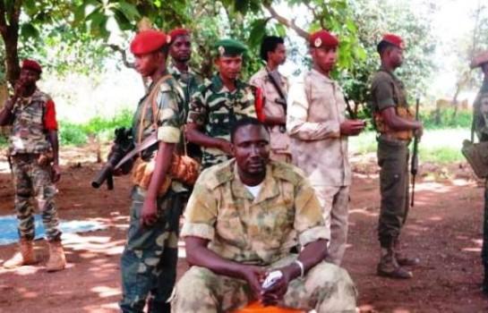 Les rebelles de l'UPC attaquent Bambari à l'arme lourde