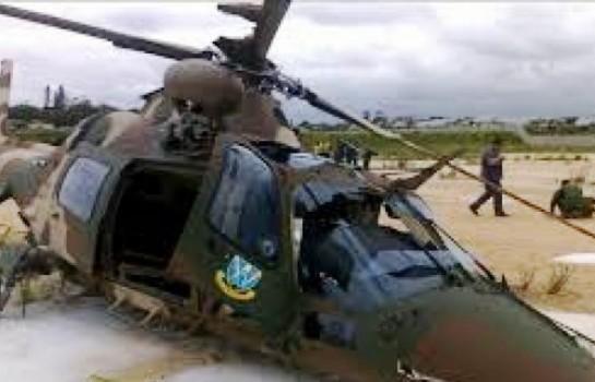 Crash d'un hélicoptère de l'armée nigériane à la poursuite de Boko Haram
