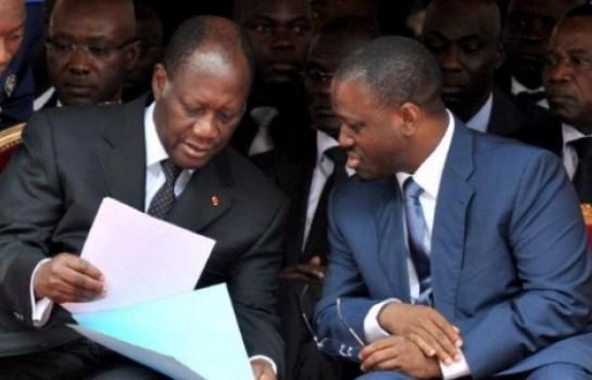 Rencontre Alassane Ouattara - Guillaume Soro