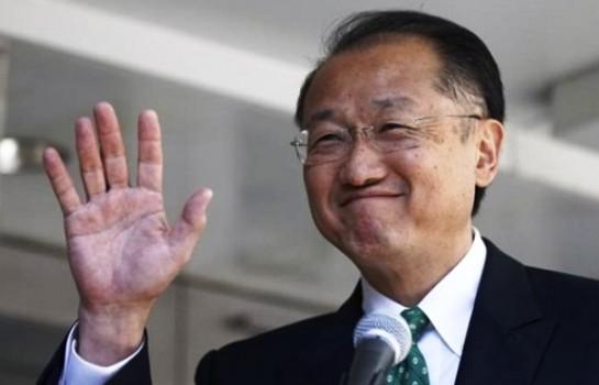 Jim Yong Kim rend sa démission de la présidence de la Banque mondiale