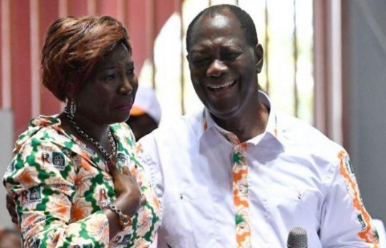 Du RDR au RHDP : Kandia Camara et Alassane Ouattara