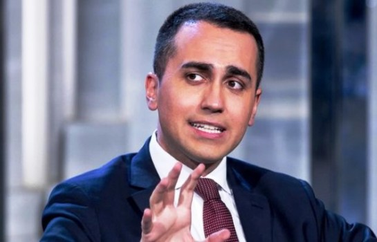 Luigi Di Maio appelle à des sanctions contre la France