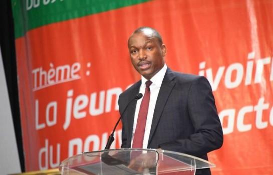 Mamadou Touré etats généraux de la jeunesse