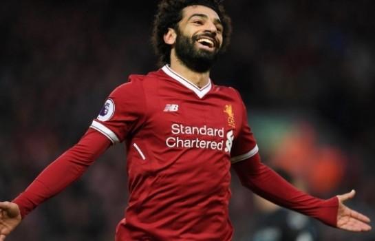 Mohamed Salah, meilleur joueur africain 2018