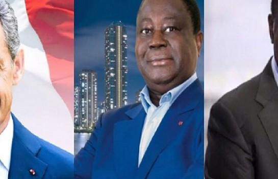 Nicolas Sarkozy, bientôt en Côte d'Ivoire