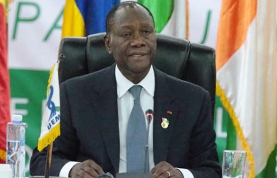 Le discours d'Alassane Ouattara à l'anniversaire de l'UEMOA