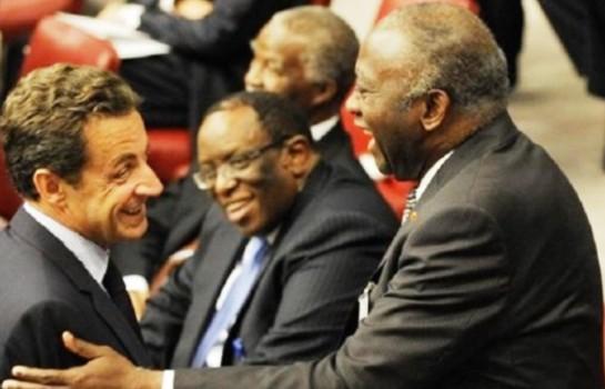 Nicolas Sarkozy s'oppose à la libération de Laurent Gbagbo