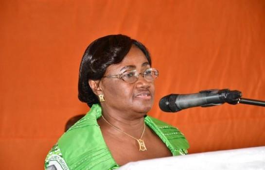 Sita Coulibaly, Présidente de l'UF PDCI