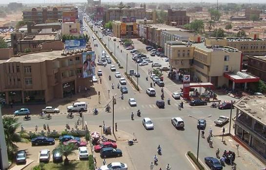 Les transporteurs du Burkina