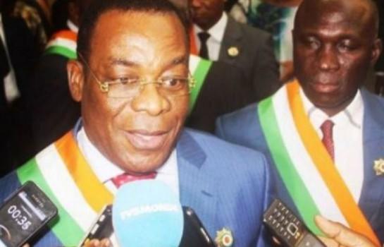 Pascal Affi N'Guessan absent lors de la démission de Soro