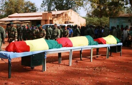 Les Guinéens pleurent leurs Casques bleus tués au Mali