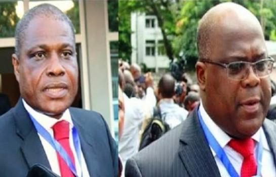 L'accolade à polémique entre Martin Fayulu et Félix Tshisekedi