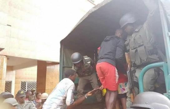 Les personnes enlevées à Kumbo, retrouvées