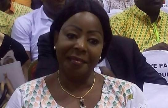 Massogona Bamba, cadre RHDP