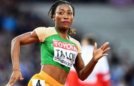 Marie-Josée T Lou remporte le 60m dame en salle à Dusseldorf