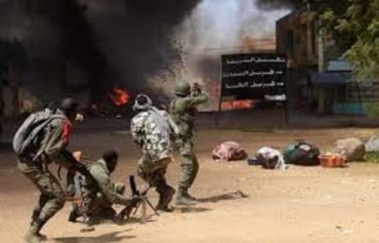 Ba Ag Moussa, responsable de l'attaque contre l'armée régulière