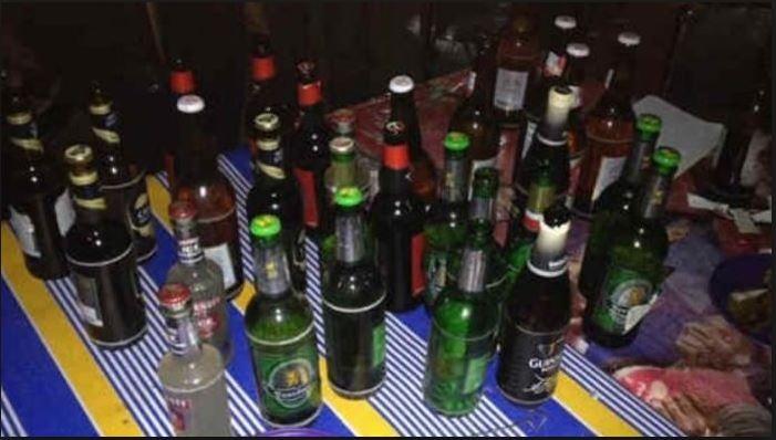 La hausse des prix des boissons alcoolisées suspendus