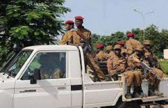 Un couvre-feu décrété au Burkina