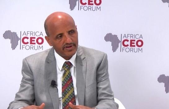 Tewolde Gebremariam, Directeur général de Ethiopian Airlines