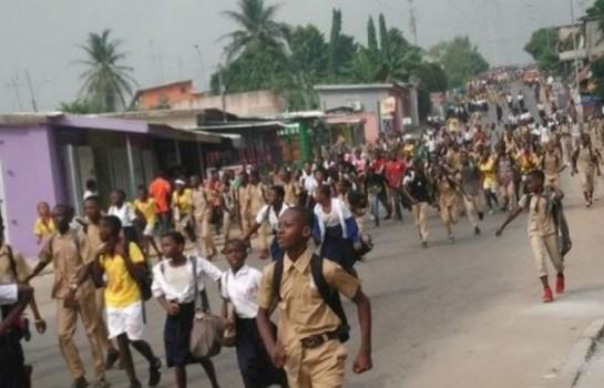 L' école ivoirienne dans la tourmente depuis des mois de grève
