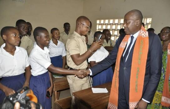 Gon Coulibaly à Korhogo