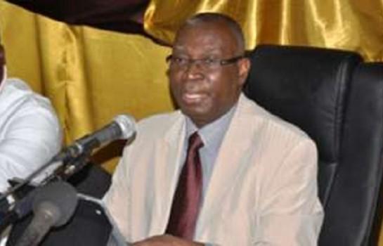 Jean-Baptiste Ouedraogo, ancien président du Burkina