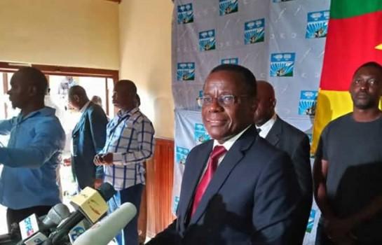 Maurice Kamto déjà emprisonné suite aux manifestations de son parti