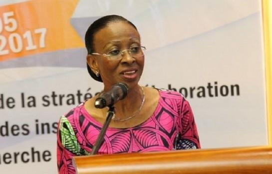 Ramata Bakayoko, ministre de la Femme