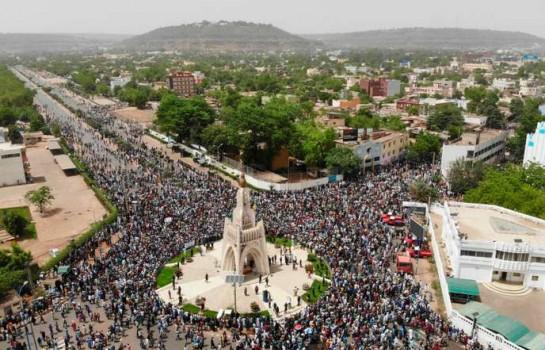 Le Mali a été le théatre d'une grosse marche ce vendredi