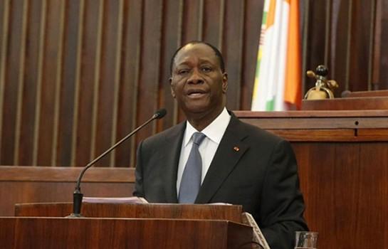 Alassane Ouattara devant le sénat jeudi
