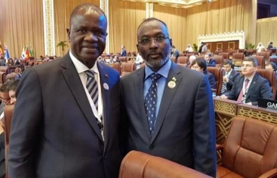 Amadou Soumahoro donne sa recette pour la paix