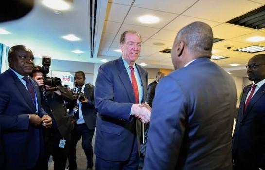 David Malpass a rassuré sur l'avenir de la coopération entre la Banque et la Côte d'Ivoire