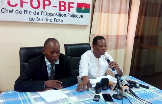Afrique: Burkina, La lettre de Blaise Compaoré agite l'opposition